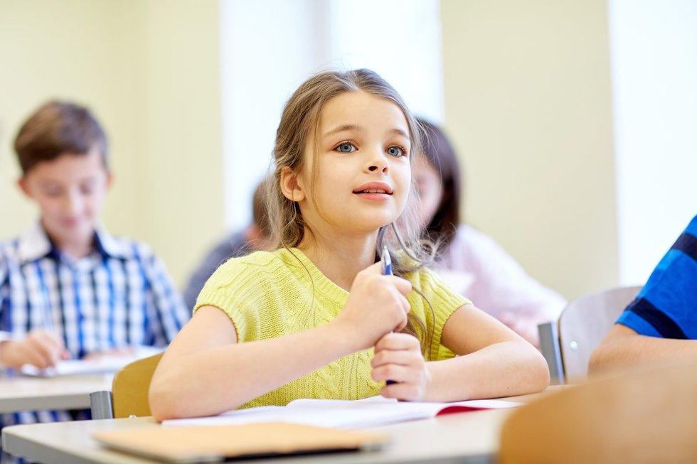Vaikas mokykloje