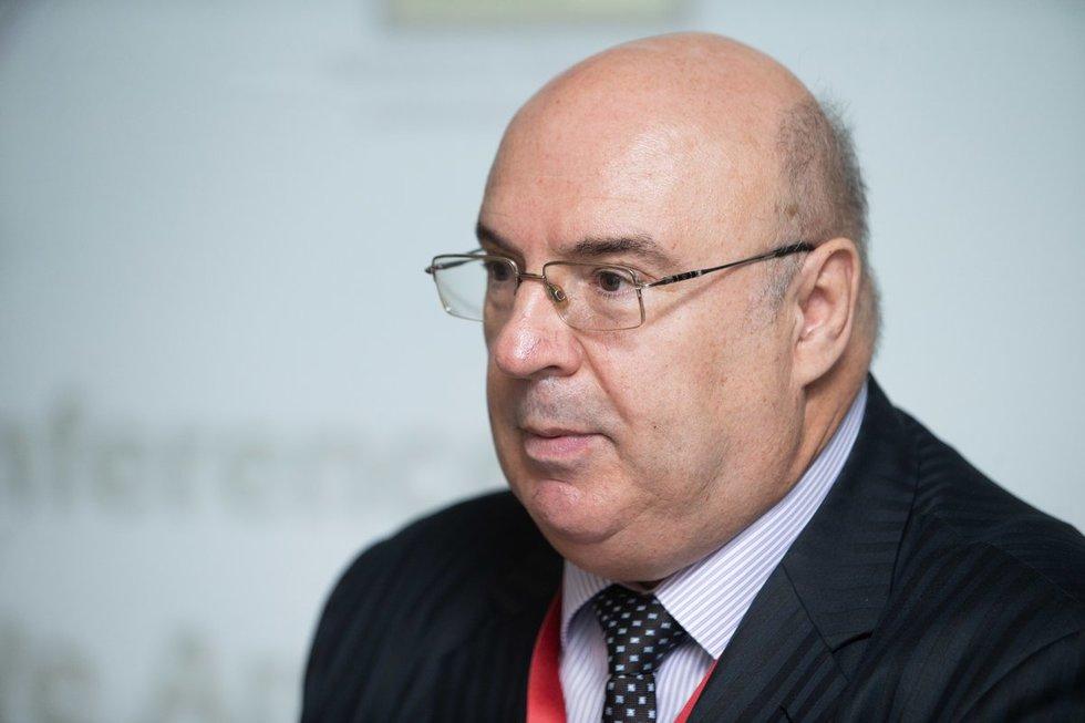 prof. Saulius Cicėnas