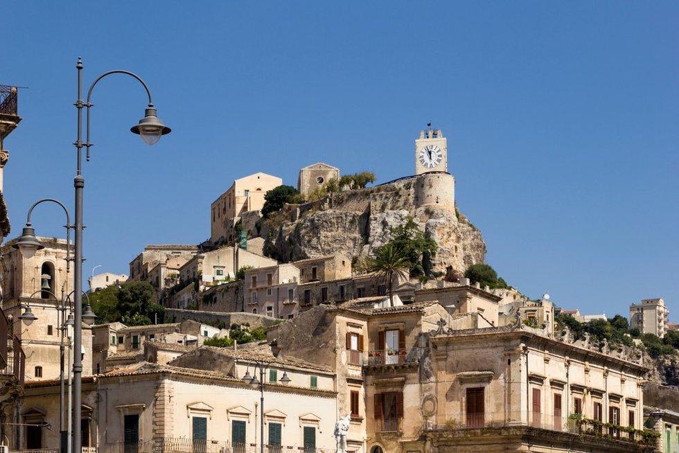 Castello dei Conti di Modica, Sicilija