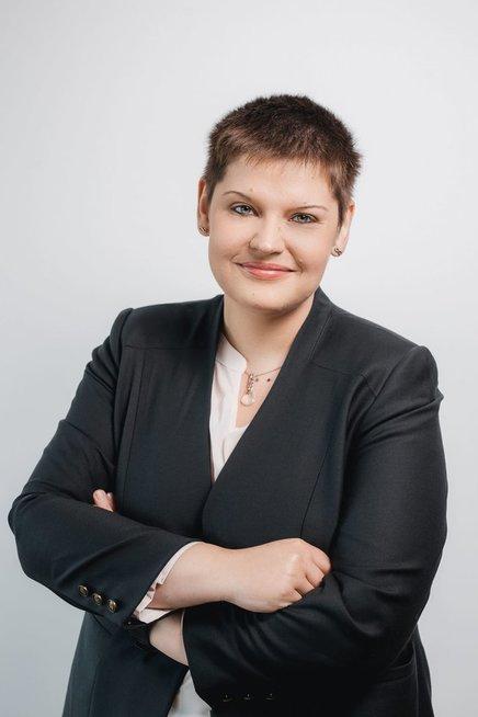 Živilė Simonaitytė (nuotr. SAM)