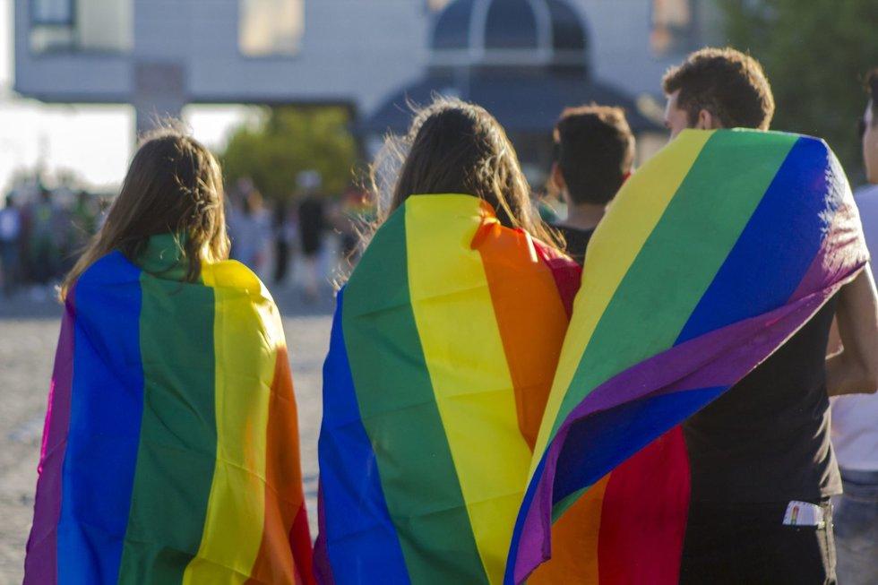 LGBTQ+ bendruomenė (asociatyvi nuotrauka)