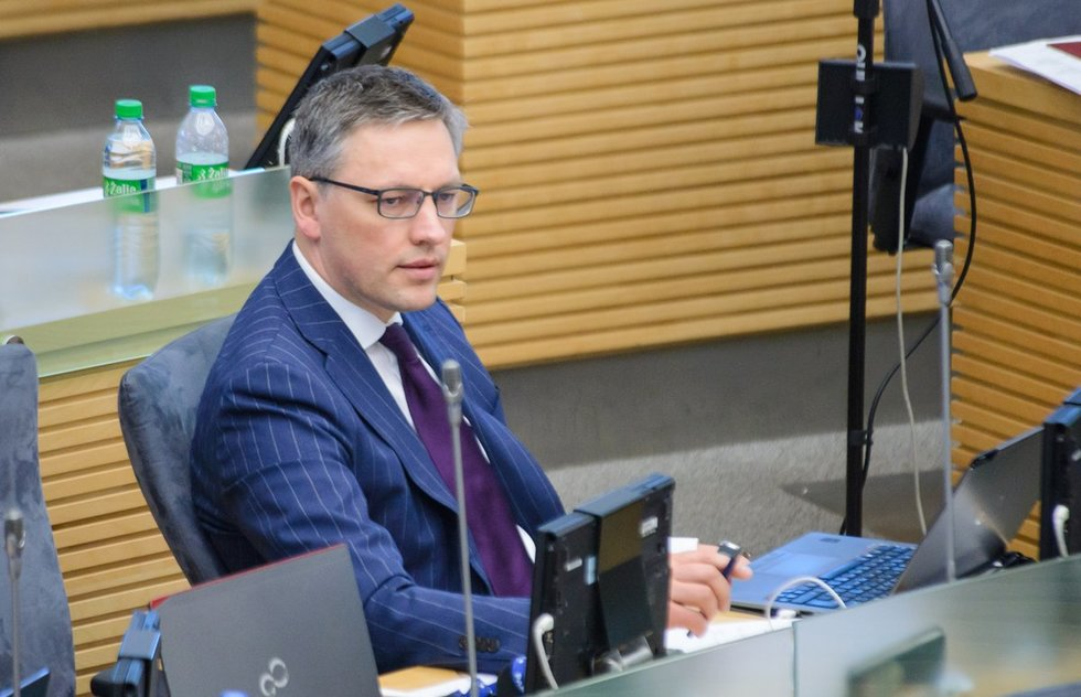 Vytautas Bakas (nuotr. Eimanto Genio)