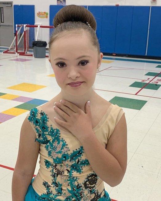 Instagram.com nuotr. / Kennedy šokių konkurse