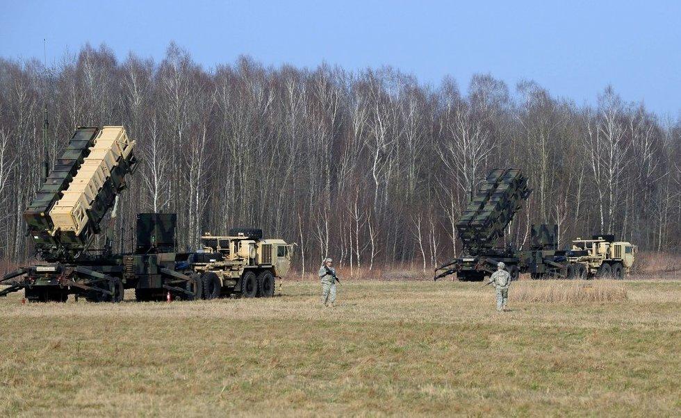 Ekspertų prognozė: Rusija provokuos Baltijos šalis, norėdama pasižiūrėti, kokia bus Trumpo reakcija (nuotr. SCANPIX)