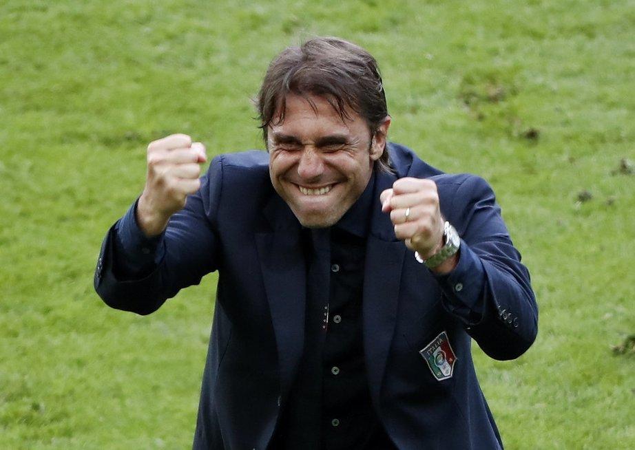 Antonio Conte  (nuotr. SCANPIX)