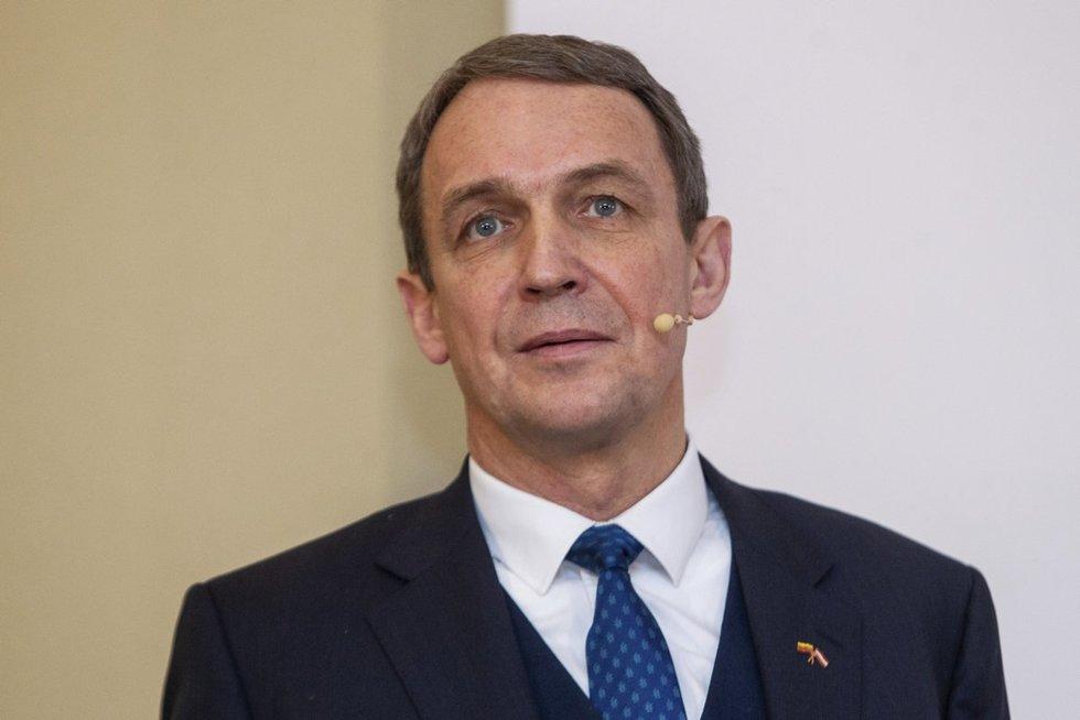 Arvydas Juozaitis (Paulius Peleckis/Fotobankas)