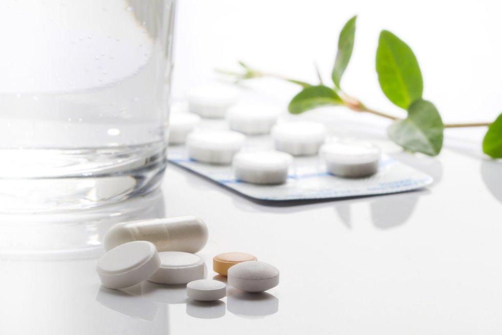 Virškinimą gerinantys vaistai – brango (3,4 proc.,) (nuotr. Fotolia.com)