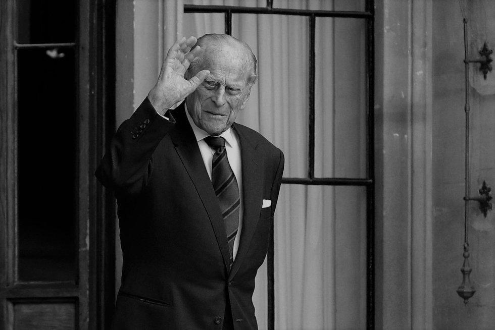 Princas Philipas (nuotr. SCANPIX)