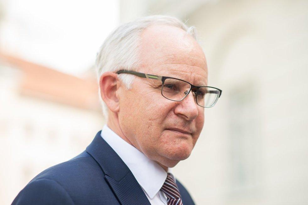 Algirdas Monkevičius (nuotr. Fotodiena/Justino Auškelio)