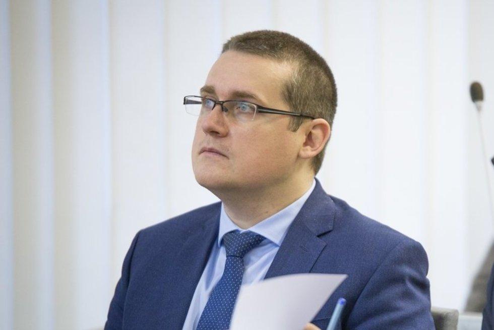 Skirmantas Malinauskas (nuotr. LRVK | Darius Janutis)