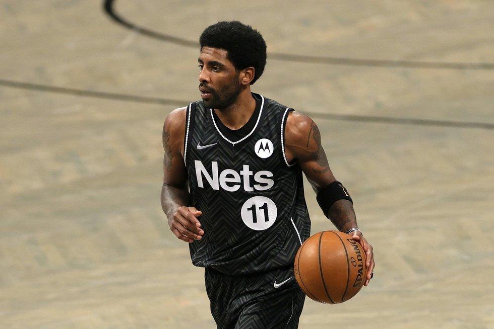 """Be Hardeno ir Duranto """"Nets"""" dramatiškai palaužė """"Pelicans"""" (nuotr. SCANPIX)"""