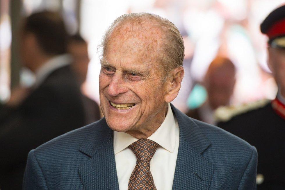Princas Philipas (nuotr. Vida Press)