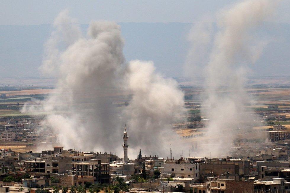 Sirija (nuotr. SCANPIX)