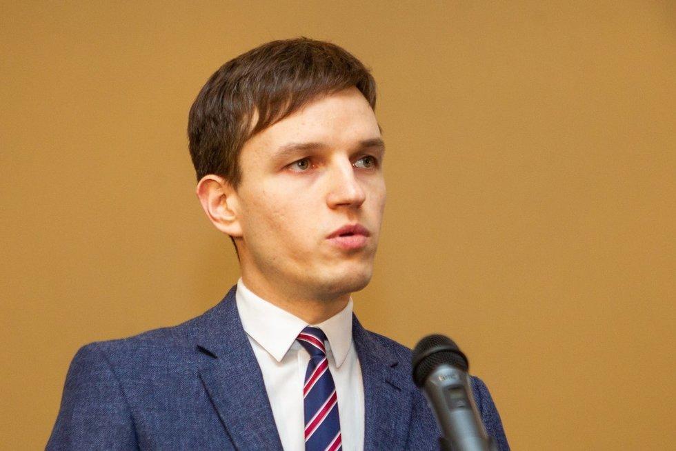 Politologas Linas Kojala (Paulius Peleckis/Fotobankas)