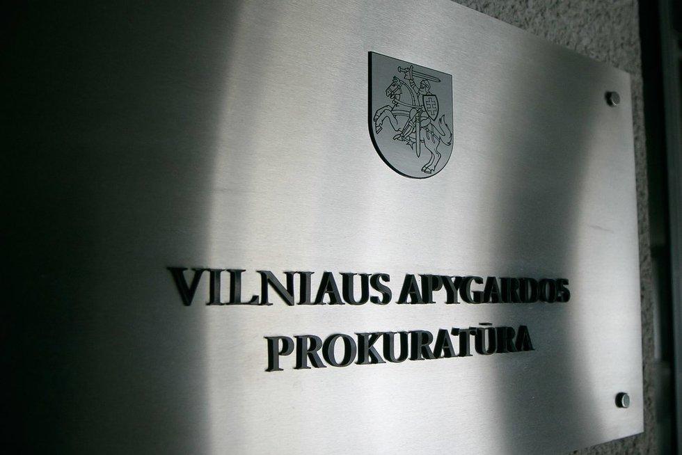Vilniaus apygardos prokuratūra (nuotr. Tv3.lt/Ruslano Kondratjevo)