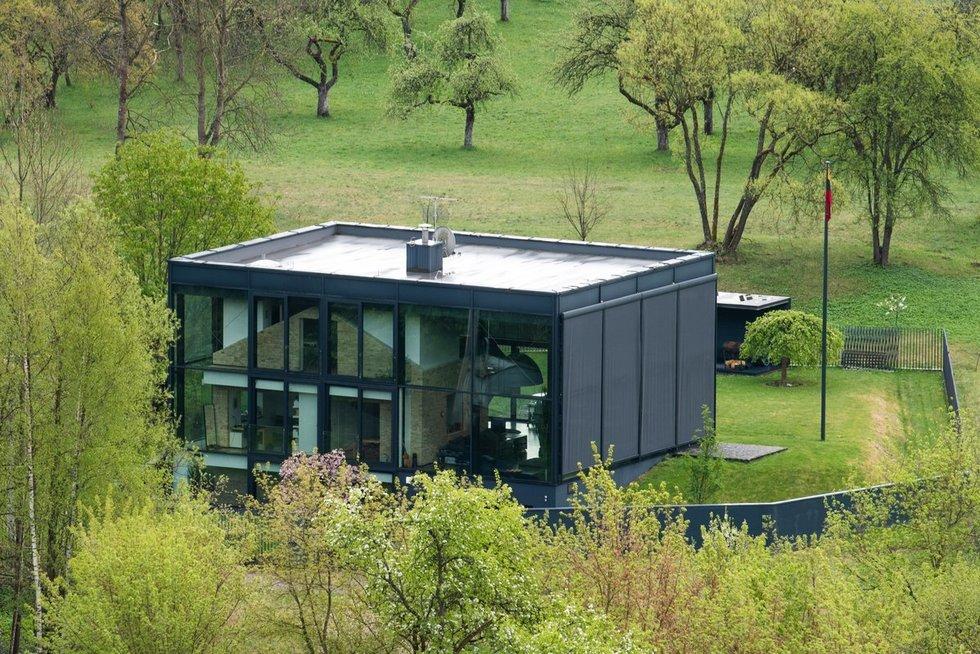 G. Nausėdos namas (Fotodiena/Arnas Strumila) (nuotr. Fotodiena.lt)