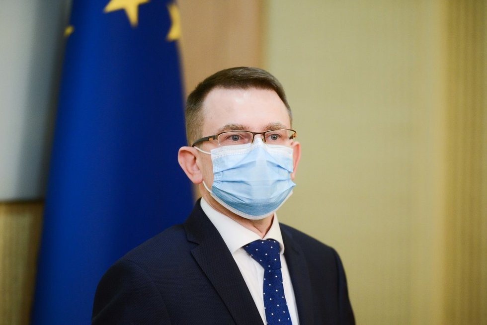 Arūnas Dulkys (nuotr. Fotodiena/Justino Auškelio)