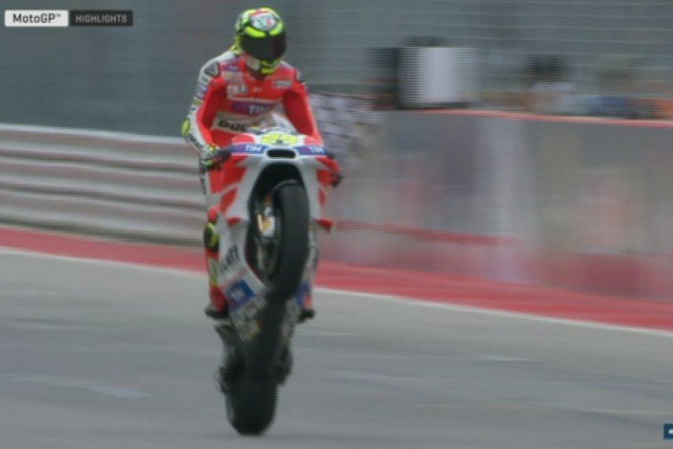"""""""Moto GP"""" lenktynės (nuotr. TV3)"""