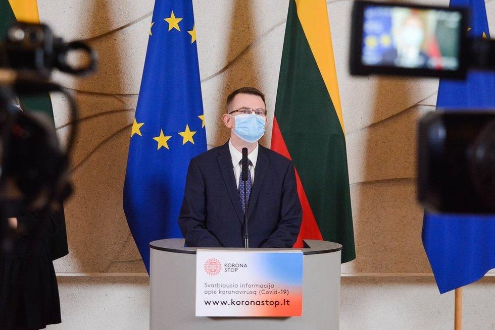 Arūnas Dulkys (nuotr. Fotodiena.lt)