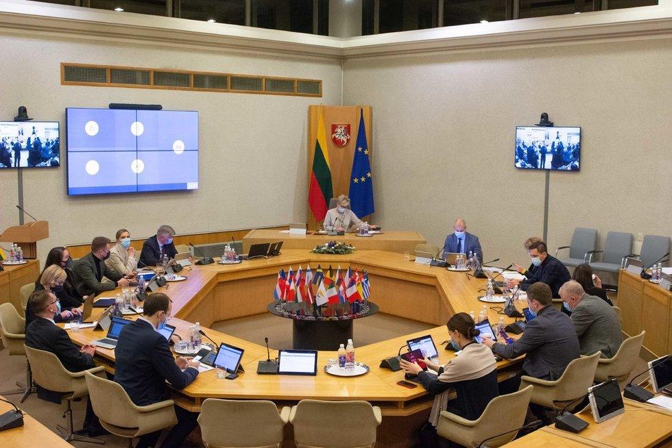 Vyriausybė (nuotr. Fotodiena/Justino Auškelio)