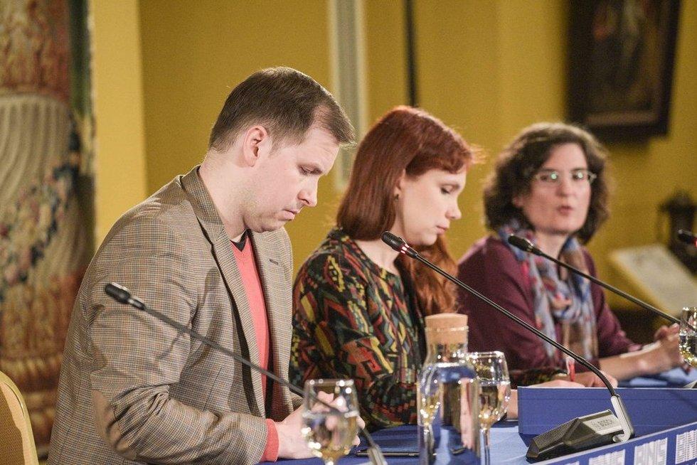 Diena po rinkimų (Fotodiena/Arnas Strumila)