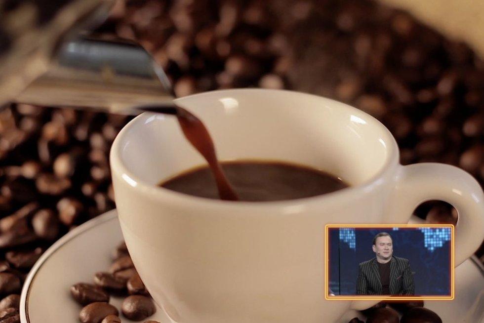 Sužinokite, kodėl kavos nerekomenduojama gerti po valgio