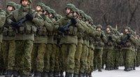 Lietuvoje kariuomenė (Fotobankas)