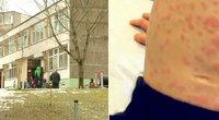 Pavojinga liga nusitaikė į Vilniaus darželinukus