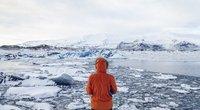 Tirpstantys ledynai (nuotr. Vida Press)