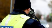 Estijos Kelių policija (nuotr. SCANPIX)