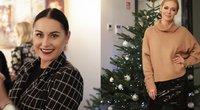 Žinomos moterys prieš Kalėdas susirūpino savo išvaizda (nuotr. Organizatorių)