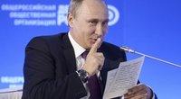 Kremlius neslepia džiaugsmo: pavyko apeiti sankcijas ir pasinaudoti Vakarų noru užsidirbti (nuotr. SCANPIX)
