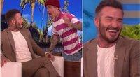 Ellen DeGeneres šou akimirkos  (nuotr. YouTube)