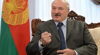 Lukašenka NATO pagrasino raketomis: mes ne idiotai (nuotr. SCANPIX)