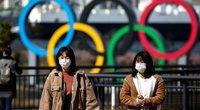 Tokijo olimpinės žaidynės (nuotr. SCANPIX)