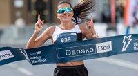 Olimpinės atrankos realijos: galimybė bėgti maratone – tarsi loterija (nuotr. Alfredo Pliadžio)