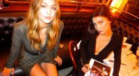 Bella ir Gigi Hadid (nuotr. Vida Press)