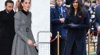 Kate Middleton, Meghan Markle (tv3.lt fotomontažas)