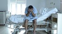 Asociatyvi nuotrauka ligoninėje  (nuotr. Shutterstock.com)