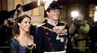 Princas Joachim ir princesė Marie (nuotr. SCANPIX)