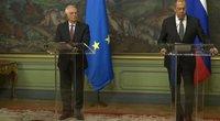 ES Širsta ant Maskvos dėl išmestų diplomatų (nuotr. stop kadras)