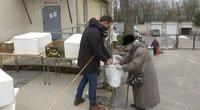 Karantinas ir pandemija Lietuvai grasina nauja skurdo banga (nuotr. stop kadras)