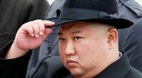 Šiaurės Korėjos lyderis (nuotr. SCANPIX)