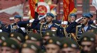 Raudonojoje aikštėje – karo propagandos paradas (nuotr. SCANPIX)