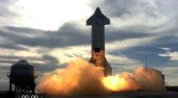 """SpaceX""  (nuotr. SCANPIX)"