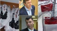 Vaikiški J. Statkevičiaus tautiniai kostiumai jau platinami savivaldybėse (TV3 koliažas)