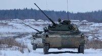 Rusijos kariuomenės pratybos, 2021-ieji (nuotr. SCANPIX) tv3.lt fotomontažas