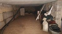 Pareigūnai Panevėžyje likvidavo šešėlinę tabako įmonę (nuotr. MKT)