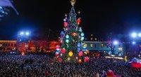 Kauno Kalėdų eglutė (nuotr. Teodoro Biliūno)