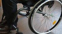 Neįgalieji  (Aldonos Milieškienės nuotr.)